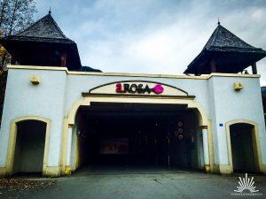 Tor zum A-Rosa Kitzbuehel