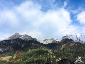 Bergpanorama Chalet Grand Flueh
