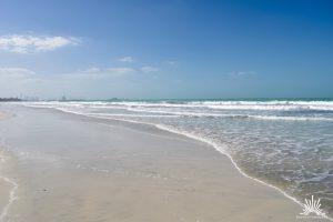 offenes Meer Saadiyat Beachclub in Abu Dhabi
