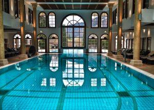 A-Rosa Kitzbuehel Poolbereich