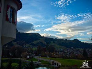 Ausblick Kitzbuehel Hotel A-Rosa