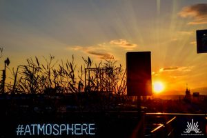 Atmosphere Ritz-Carlton Rooftop Bar
