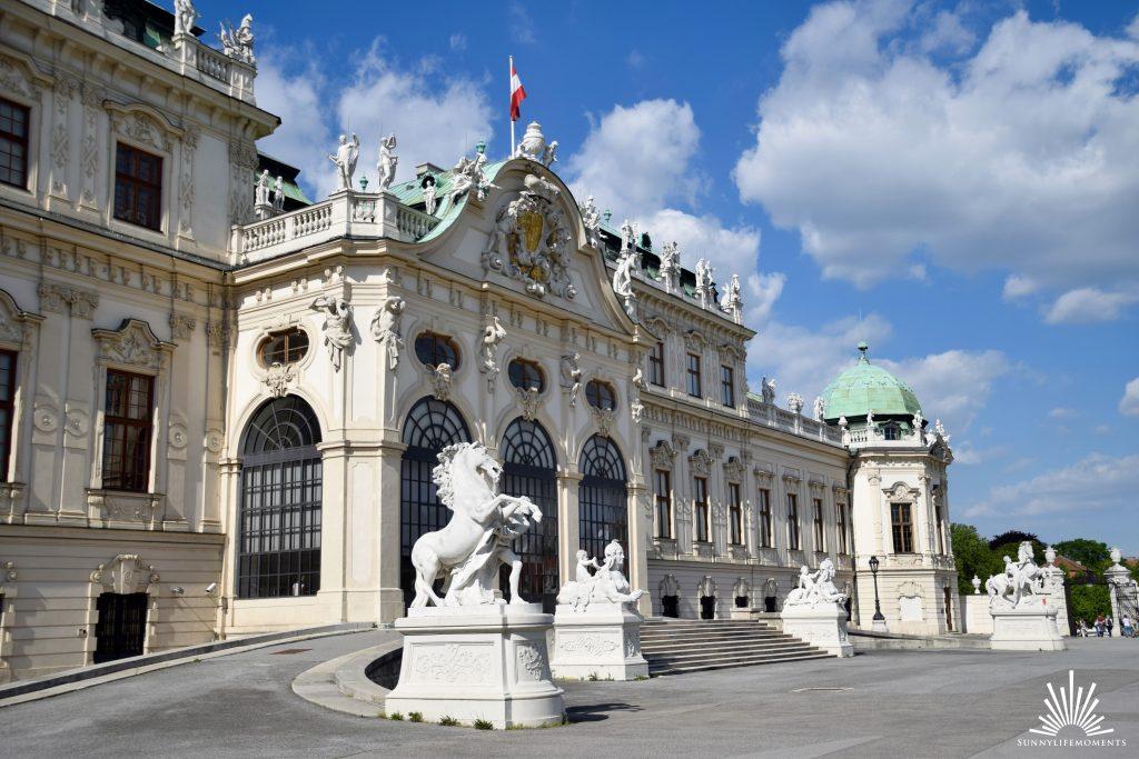 Schlossgarten Schloss Belvedere
