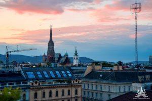 Wien Dämmerung Atmosphere Ritz-Carlton