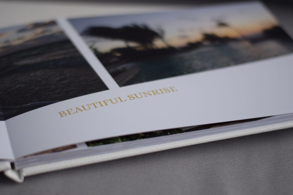 Fotobuch selbst gestalten
