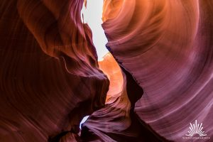 Magische Schlucht Lower Antelope Canyon