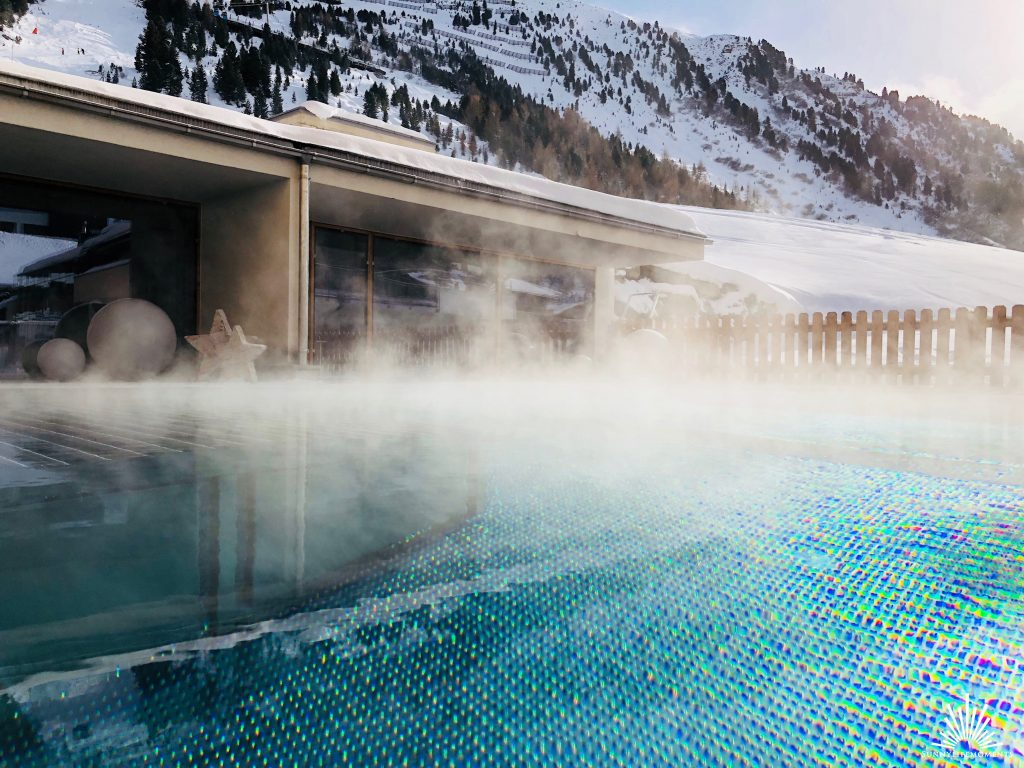 Infinity Pool Wellnesshotel