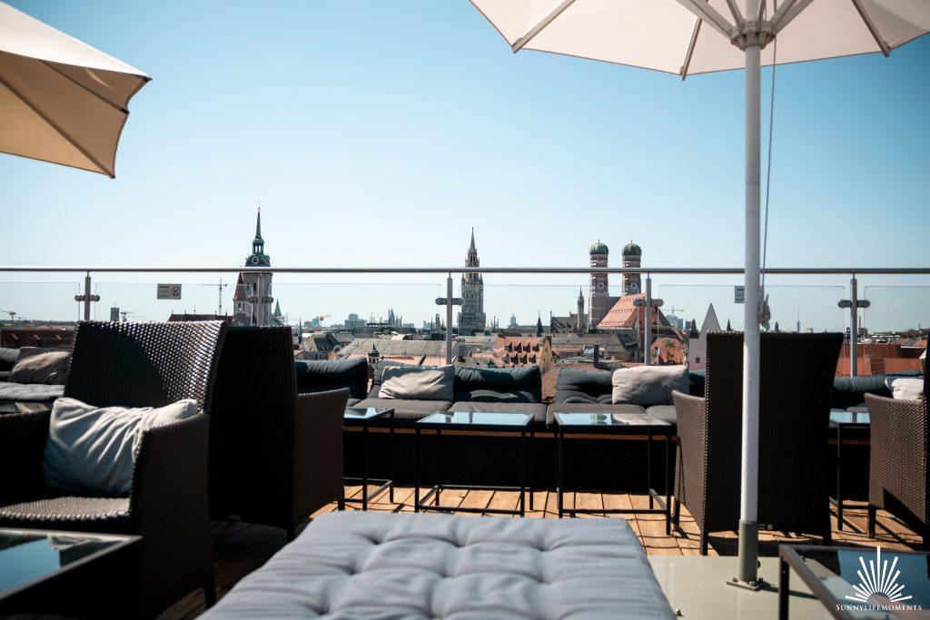 Lounge Mandarin Oriental München