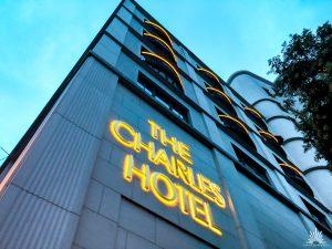 Außenansicht Charles Hotel München