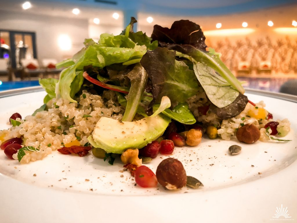 Superfood Salat The Charles Hotel