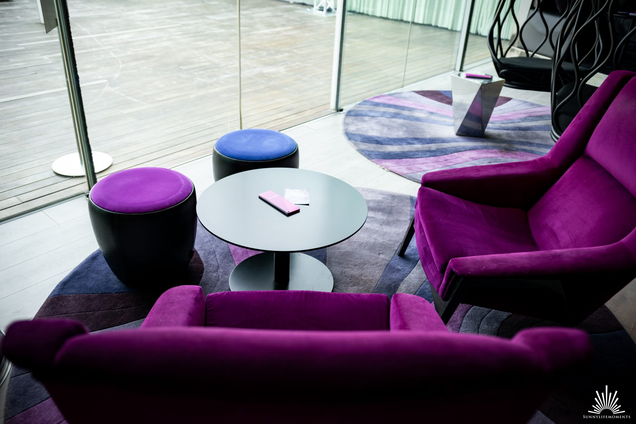 Lounge in Barcelona