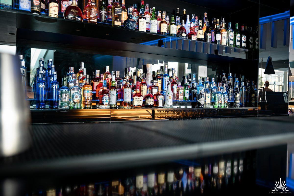 Bar Erdgeschoss W Hotel Barcelona
