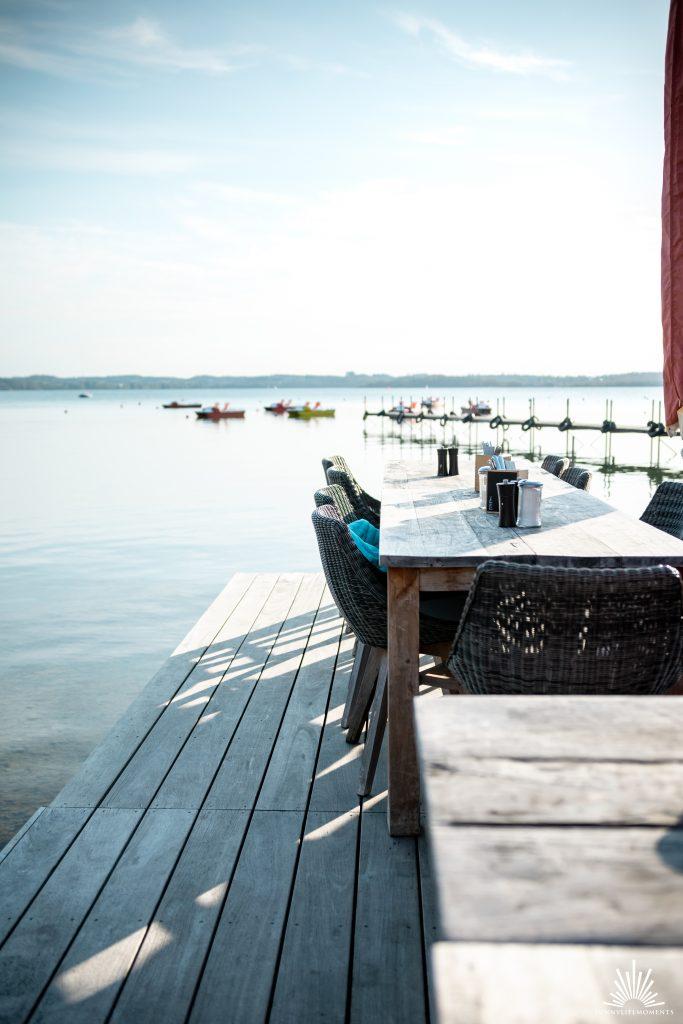 Terrasse Seehaus Raabe