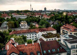 Höchste Bar in München
