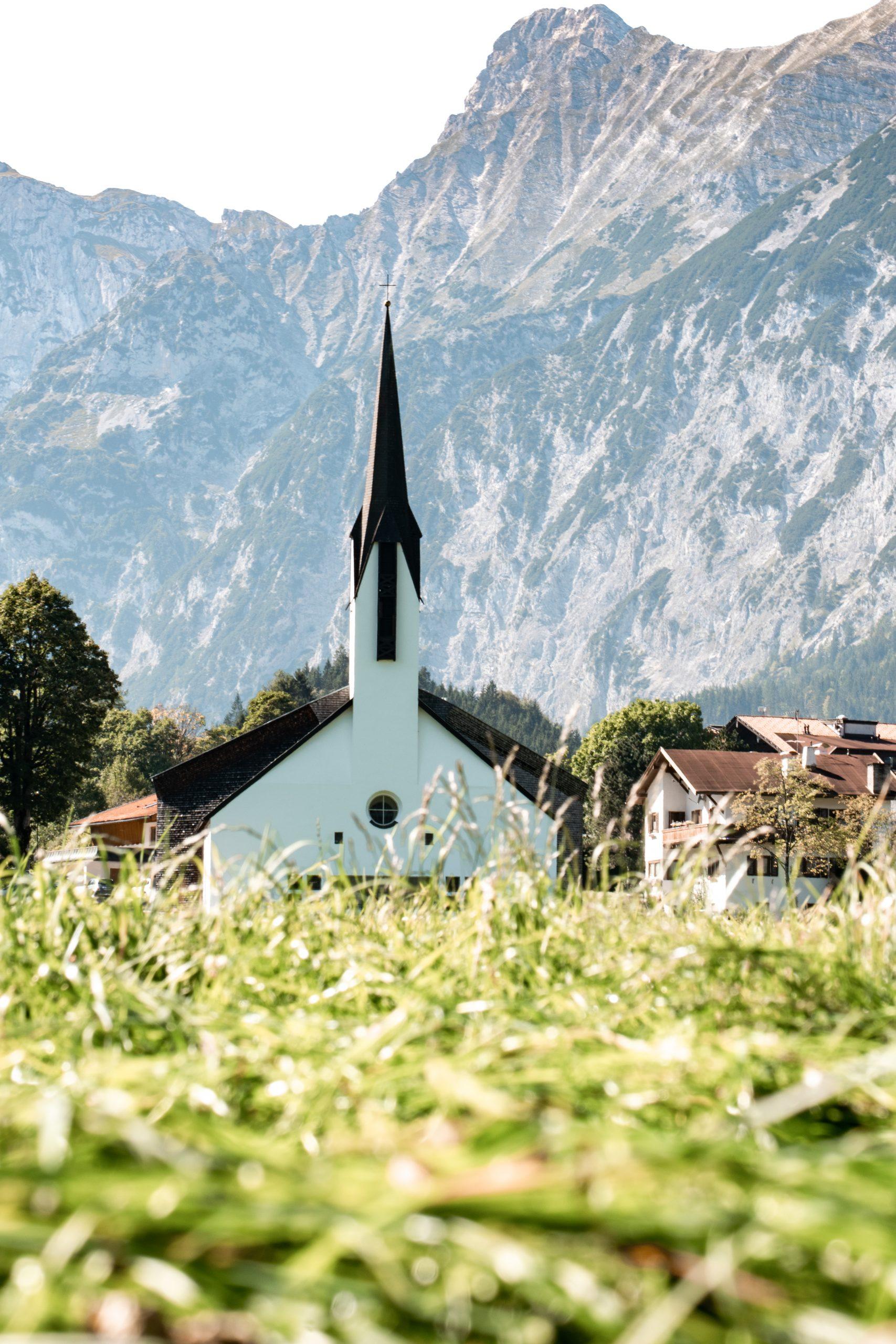 Achensee Kirche