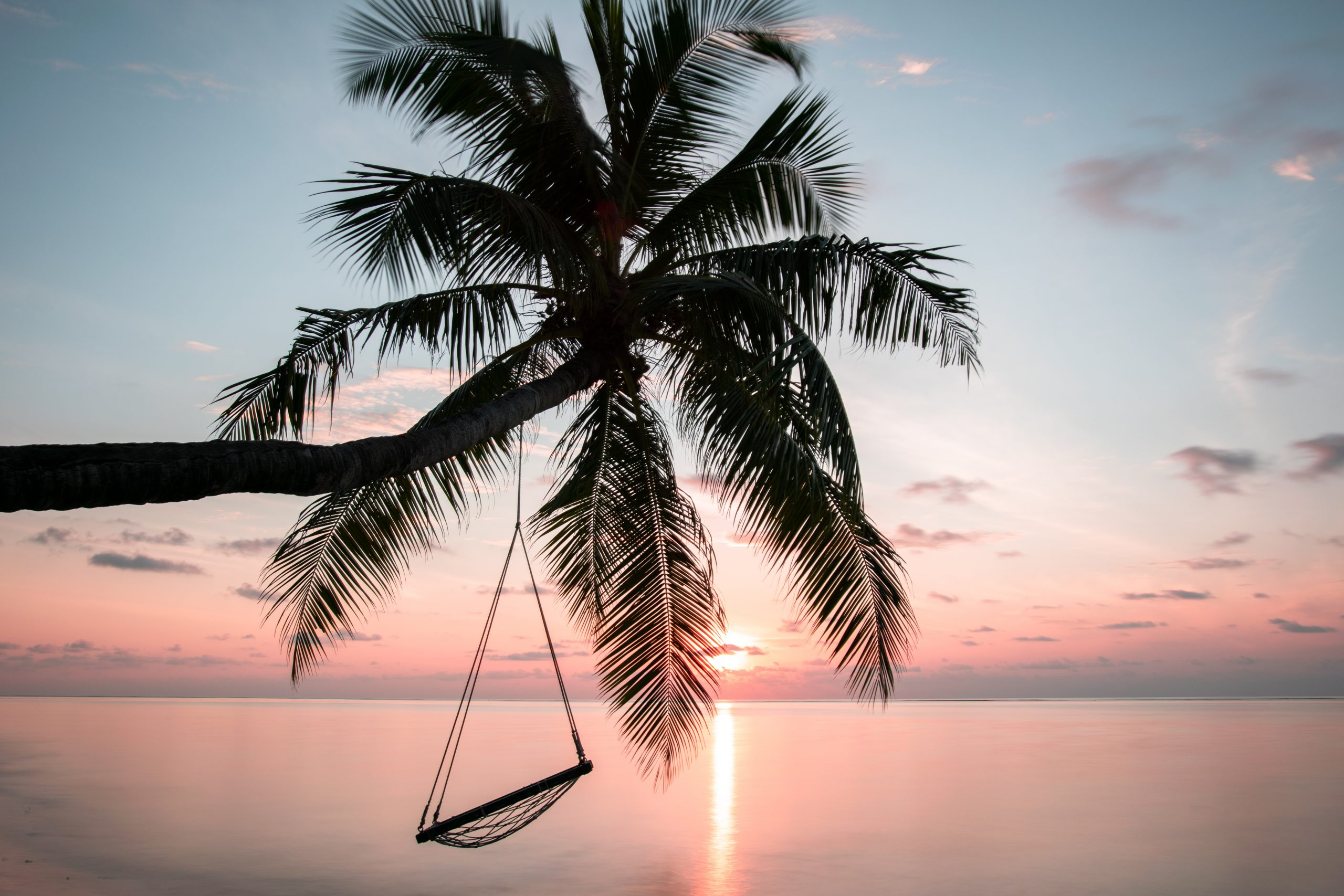 Sonnenaufgang Malediven