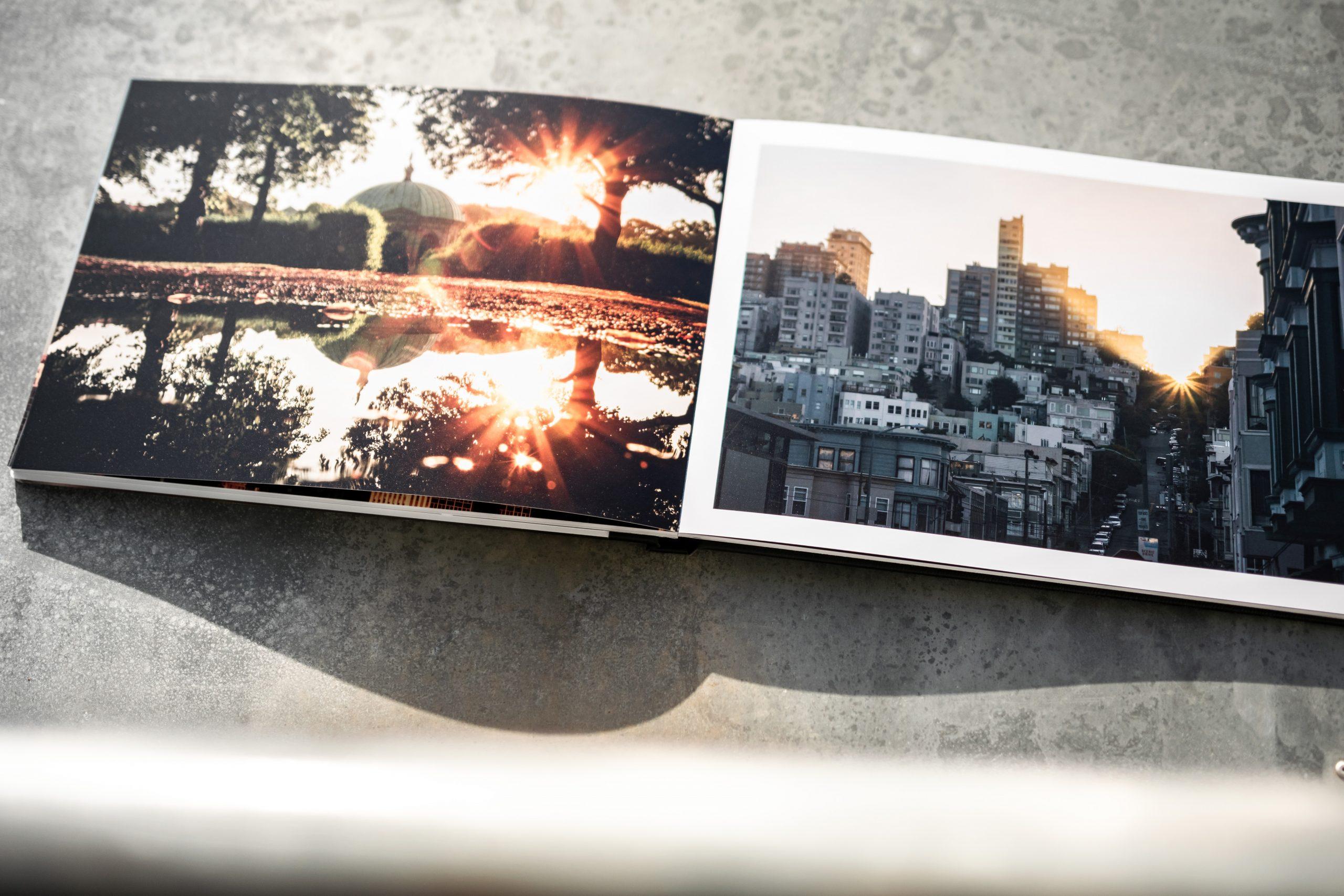 Fotobuch Aufnahmen