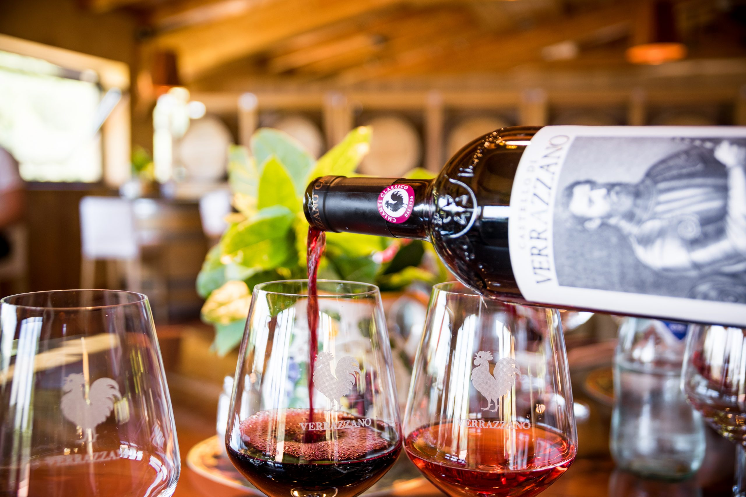 Chianti Wein