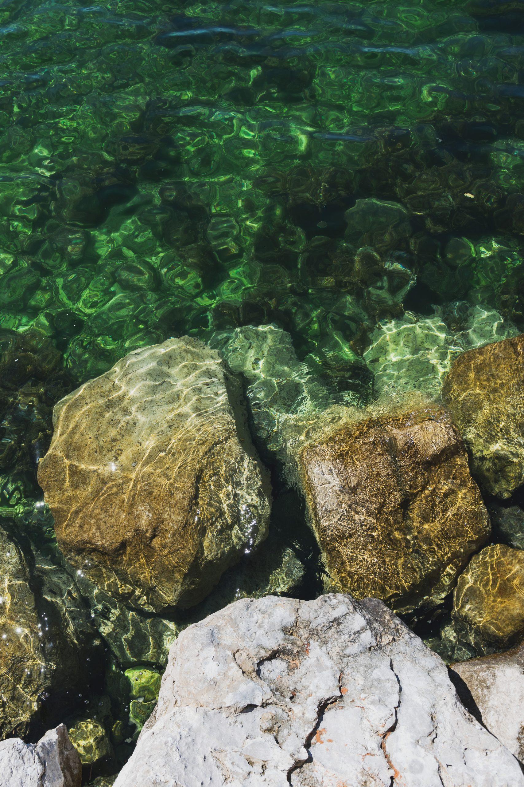 Adriaküste Kroatien