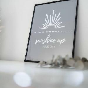POSTER – SUNSHINE UP