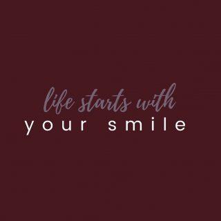 Starte Deinen Tag mit einem Lächeln und verzaubere Dir und anderen den Tag 💫🌺 #happysaturday #motivationmindset
